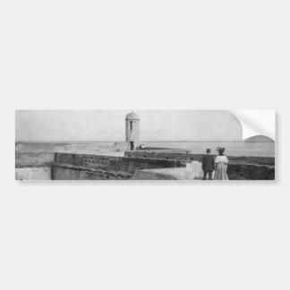 Pegatina para el parachoques de Marion del fuerte Pegatina Para Auto