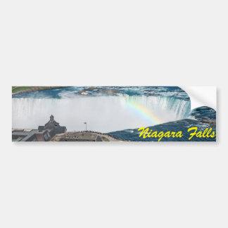 Pegatina para el parachoques de Niagara Falls Pegatina Para Auto