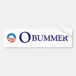 Pegatina para el parachoques de Obummer Pegatina Para Auto