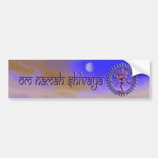 Pegatina para el parachoques de OM Namah Shivaya Pegatina Para Auto