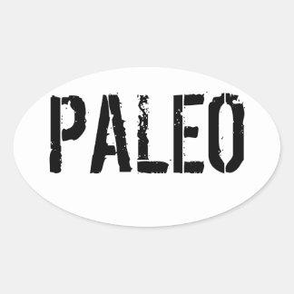 Pegatina para el parachoques de Paleo
