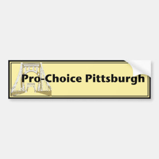 Pegatina para el parachoques de PCPgh Etiqueta De Parachoque