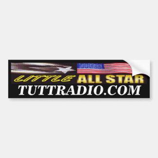 Pegatina para el parachoques de radio de Tutt Lil  Pegatina Para Auto