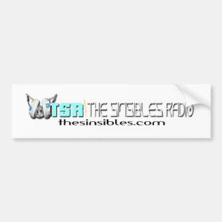 Pegatina para el parachoques de Sinsibles Pegatina Para Auto