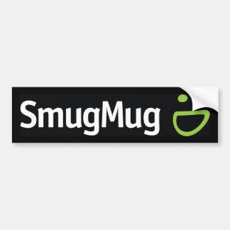 Pegatina para el parachoques de SmugMug Etiqueta De Parachoque