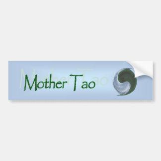 Pegatina para el parachoques de Tao de la madre Pegatina Para Auto