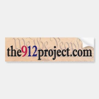 pegatina para el parachoques de the912project.com pegatina para auto