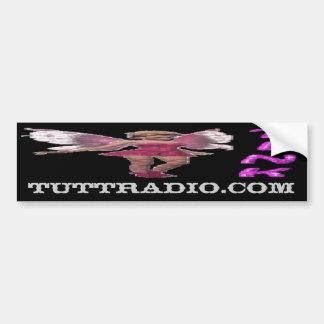 Pegatina para el parachoques de Tutt Tink de radio Pegatina Para Auto