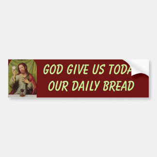 Pegatina para el parachoques del 6:11 de Matthew Pegatina De Parachoque