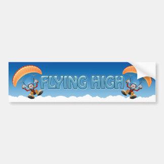 Pegatina para el parachoques del ala flexible pegatina para auto