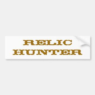 Pegatina para el parachoques del cazador de la rel etiqueta de parachoque