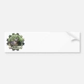 Pegatina para el parachoques del diseño de la foto etiqueta de parachoque