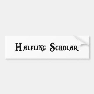 Pegatina para el parachoques del escolar de Halfli Pegatina De Parachoque