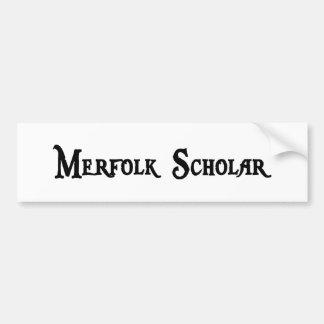 Pegatina para el parachoques del escolar de Merfol Etiqueta De Parachoque