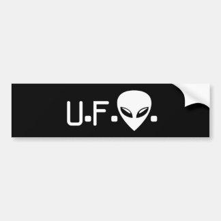 Pegatina para el parachoques del extranjero del UF Pegatina Para Auto