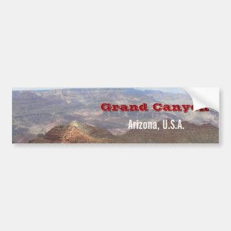 Pegatina para el parachoques del Gran Cañón Pegatina Para Auto