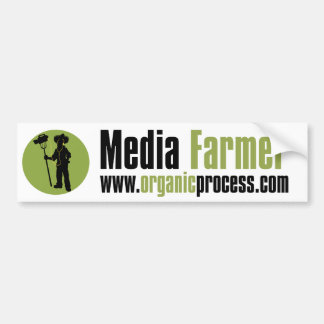 Pegatina para el parachoques del granjero de los m pegatina para auto