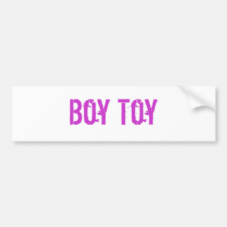 Pegatina para el parachoques del juguete del mucha pegatina para auto