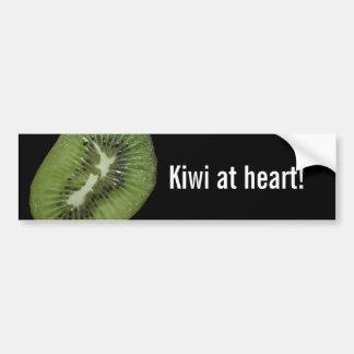 Pegatina para el parachoques del kiwi de NZ Etiqueta De Parachoque