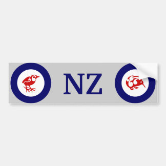 Pegatina para el parachoques del KIWI de NZ y del  Pegatina Para Auto
