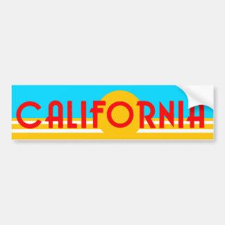 Pegatina para el parachoques del logotipo de Calif Pegatina Para Auto