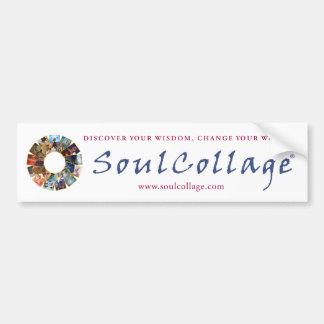 Pegatina para el parachoques del logotipo de SoulC Pegatina Para Auto