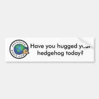 Pegatina para el parachoques del logotipo del colo etiqueta de parachoque