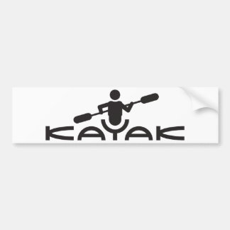 Pegatina para el parachoques del logotipo del kaja pegatina para auto
