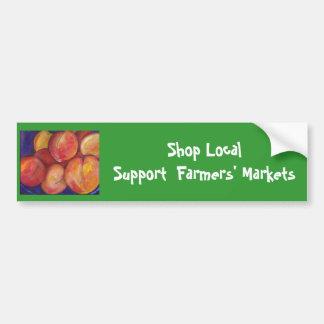 Pegatina para el parachoques del mercado de los gr pegatina para auto