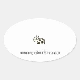 Pegatina para el parachoques del MOO