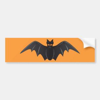 Pegatina para el parachoques del palo de Halloween Pegatina Para Auto