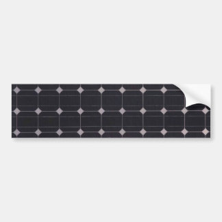 Pegatina para el parachoques del panel solar pegatina de parachoque