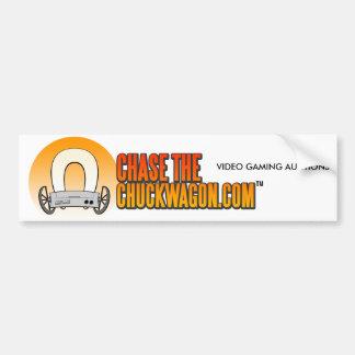 Pegatina para el parachoques del promo de CTCW Pegatina De Parachoque