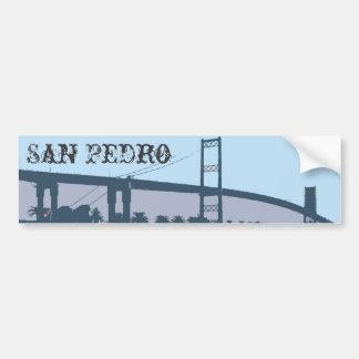 Pegatina para el parachoques del puente de Vincent Pegatina Para Auto
