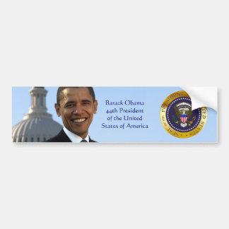 Pegatina para el parachoques del sello del oro del etiqueta de parachoque