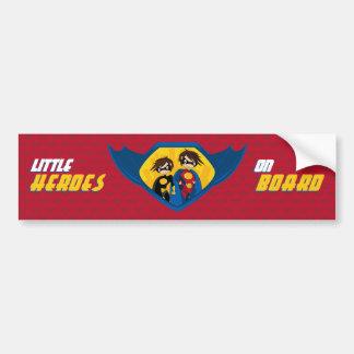 Pegatina para el parachoques del super héroe pegatina para auto