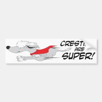 Pegatina para el parachoques estupenda de Crestie Pegatina Para Auto