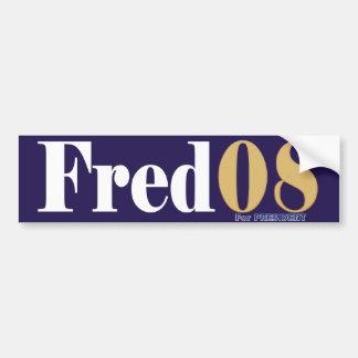 Pegatina para el parachoques Fred08 Pegatina Para Auto