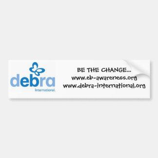 Pegatina para el parachoques internacional IEBAW20 Pegatina Para Auto