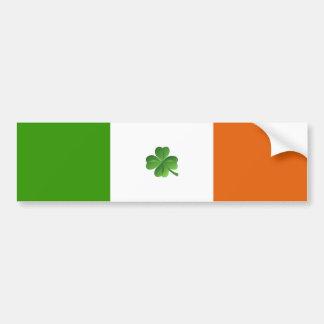 Pegatina para el parachoques irlandesa de la bande pegatina para auto