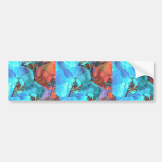 Pegatina para el parachoques magnífica del color pegatina de parachoque