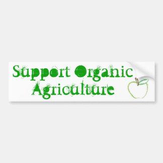 Pegatina para el parachoques orgánica de la pegatina para auto