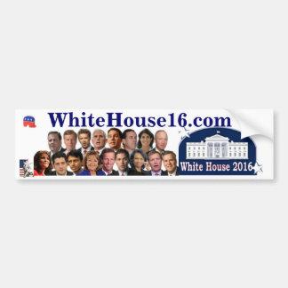 Pegatina para el parachoques republicana 2016 de l pegatina para auto