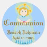 Pegatina-Personalizar de la comunión