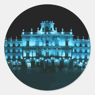 Pegatina Plaza Mayor de Salamanca