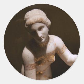 Pegatina Pompeya-Temático del boda