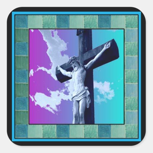 Pegatina /seals de la crucifixión