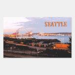 Pegatina - Seattle
