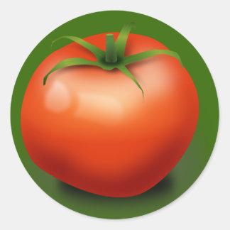 Pegatina - tomate
