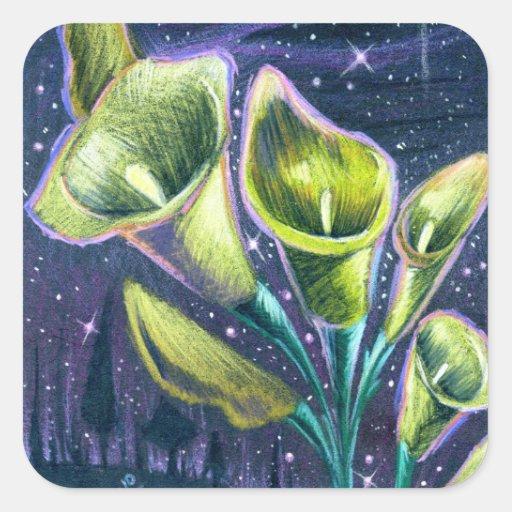 Pegatina Tulips-1